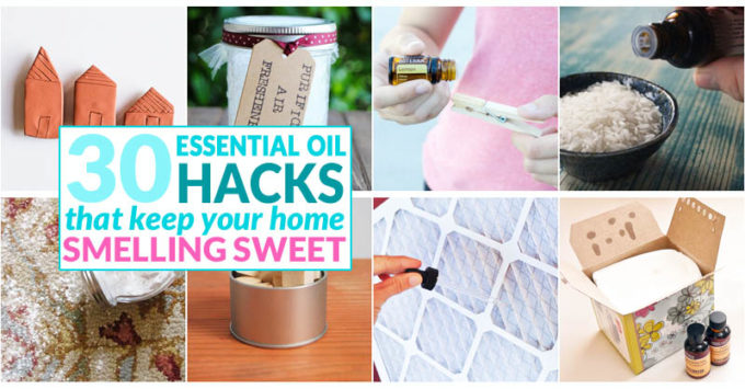 essential oil hacks fb