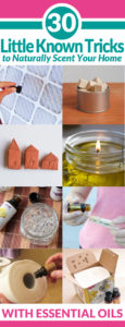 essential oil hacks pin