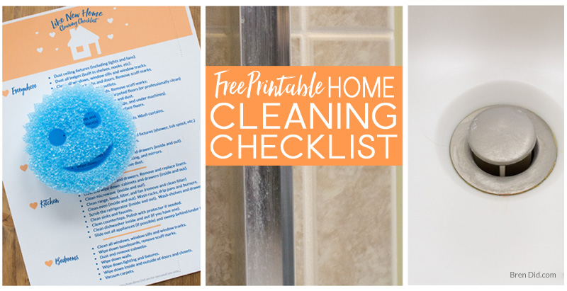 Non Toxic Deep Home Cleaning: Get Your Home Move In Ready ...