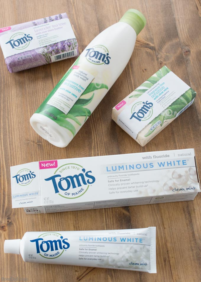 Tom's of Maine at Target products