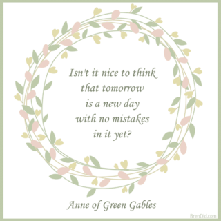 10 Free Printable Anne of Green Gables Quotes