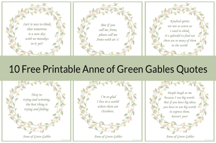 Anne of Green Gables FB Image