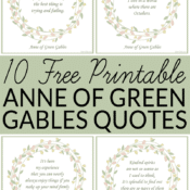 Anne of Green Gables Quote from Bren Did Pin