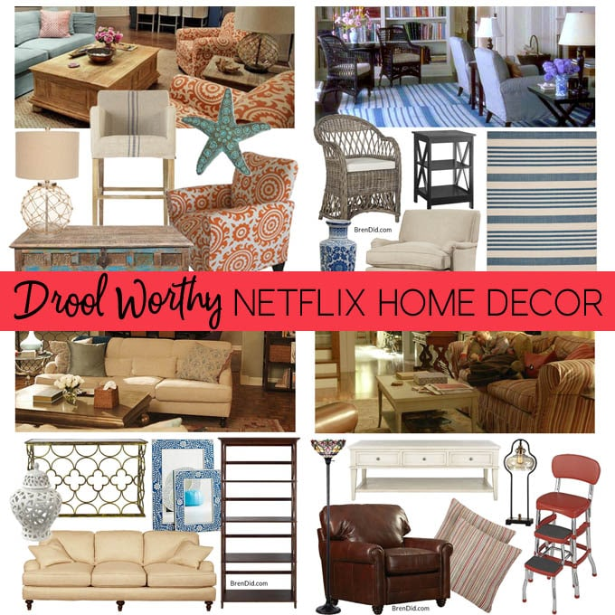 Drool Worthy Netflix Homes