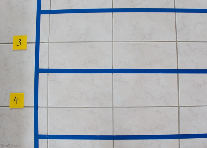 The Ultimate Guide To Cleaning Grout 10 Diy Tile Grout Cleaners Tested Bren Did