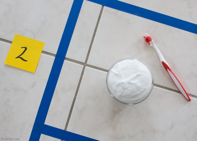 Grout Cleaner With Epsom Salts
