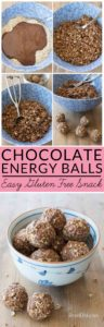 no bake chocolate energy balls pin 2