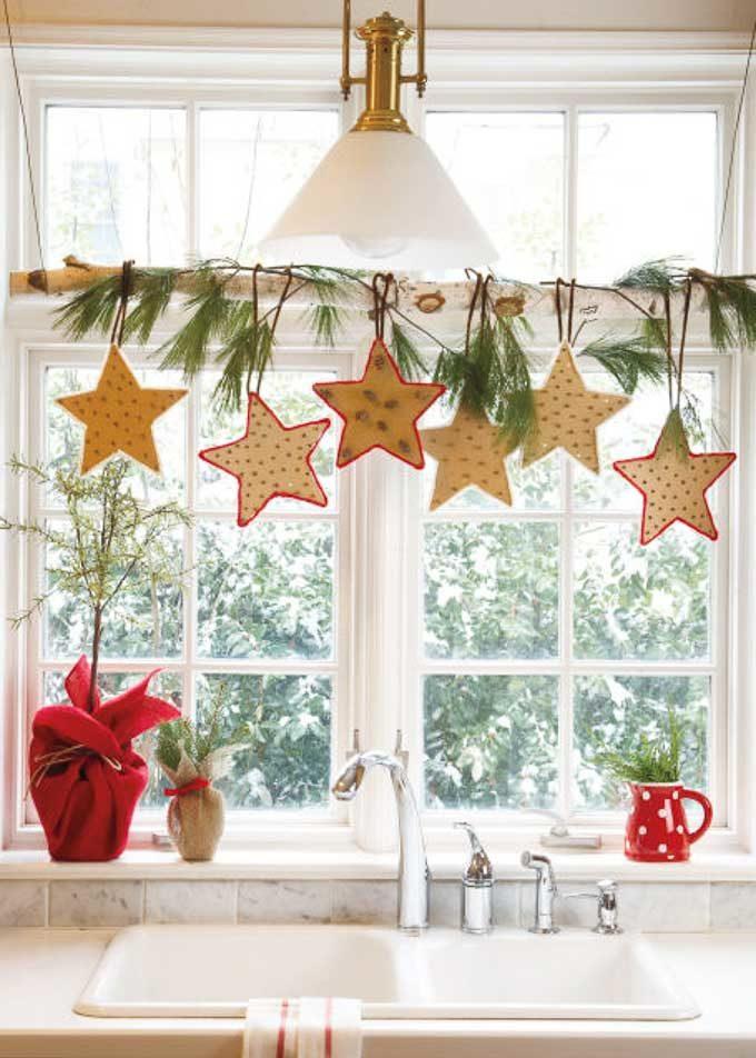 Cardboard Christmas Decorations 14