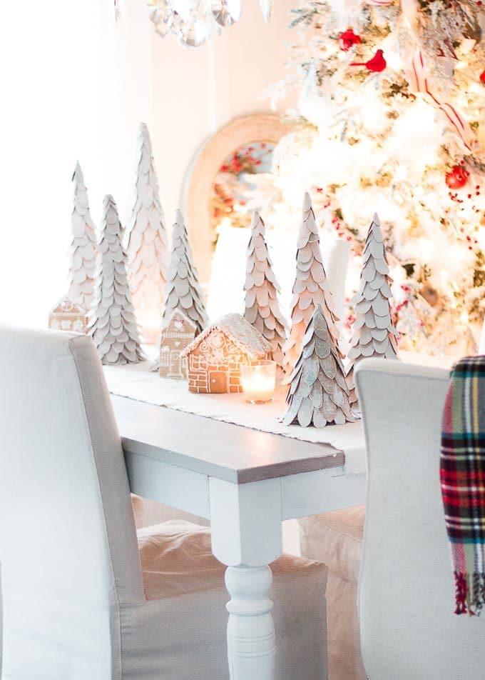 Cardboard Christmas Decorations 4