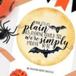 We're Simply Meant to Be Free Printable