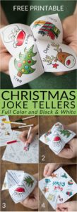 Christmas Joke Teller from Bren Did Pin