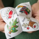 Christmas Joke Teller (Fortune Teller) for Kids