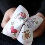 Free Printable Valentine Joke Teller for Kids