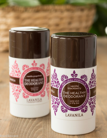 Lavinila Deodorant 2 sticks