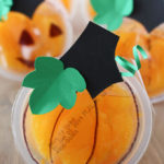 Easy and Healthy Halloween Fruit Cups for School Parties
