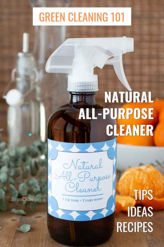 Natural all purpose cleaner ingredients and recipes fb