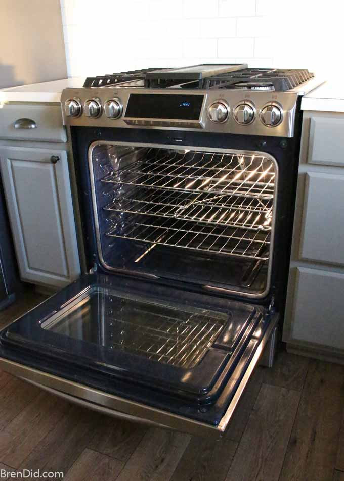 How To Clean Oven Racks Naturally Bren Did
